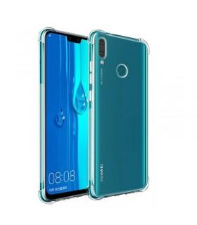 Funda Antigolpe Huawei Y9 2019 Gel Transparente con esquinas Reforzadas