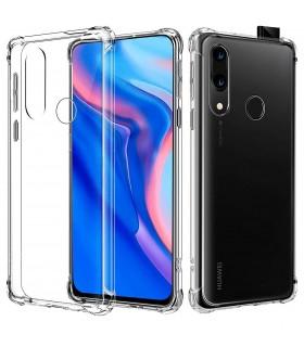 Funda Antigolpe Huawei P Smart Z Gel Transparente con esquinas Reforzadas
