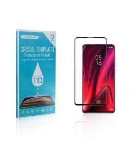 Cristal templado Full Glue 11D Premium Xiaomi Mi 9T / K20 / K20 Pro Protector de Pantalla Curvo Negro