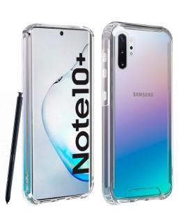 Funda Samsung Galaxy Note 10 Plus Transparente Antigolpe Premium
