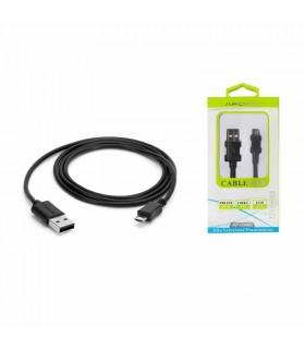 Cable de Datos y Carga APOKIN USB 2.0 a micro USB 1m