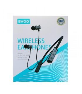 Auricular Cascos Con Bluetooth BWOO Bw-550