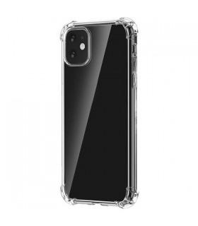 Funda Antigolpe iPhone 11 Gel Transparente con esquinas Reforzadas