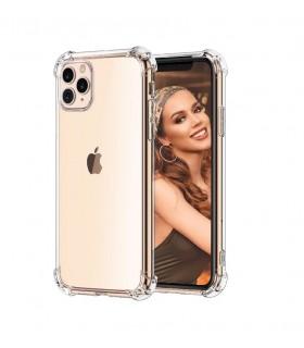 Funda Antigolpe iPhone 11 Pro Gel Transparente con esquinas Reforzadas