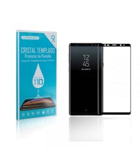 Cristal templado Full Glue 11D Premium Xiaomi Redmi Note 8 Pro Protector de Pantalla Curvo Negro