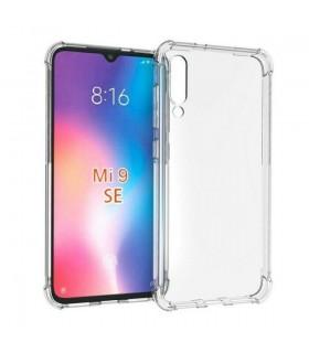 Funda Antigolpe Xiaomi Mi 9 SE Gel Transparente con esquinas Reforzadas