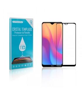 Cristal templado Full Glue 11D Premium Xiaomi Redmi 8/8A  Protector de Pantalla Curvo Negro