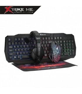 Combo Teclado Raton Gaming Xtrike-Me CM-402X