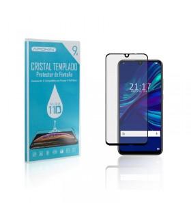 Cristal templado Full Glue 11D Premium Huawei Honor 20 / Nova 5T Protector de Pantalla Curvo Negro