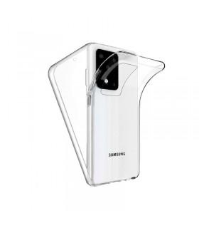 Funda Doble Samsung Galaxy S11 Plus/S20 Plus Silicona Transparente Delantera y Trasera