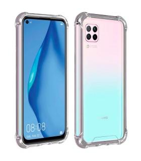 Funda Antigolpe Huawei P40 Lite Gel Transparente con esquinas Reforzadas