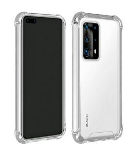 Funda Antigolpe Huawei P40 Pro Ultra Gel Transparente con esquinas Reforzadas