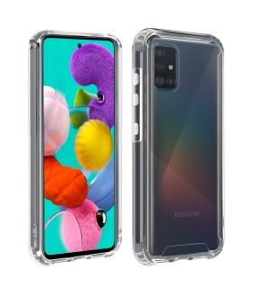 Funda Samsung Galaxy A51 Transparente Antigolpe Premium