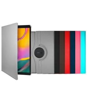 "Funda Tablet Rotativa Samsung Tab A 10.5"" T590 6 Colores"