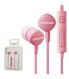 Auriculares con Microfono y Pulsador Samsung HS1303 Rosa