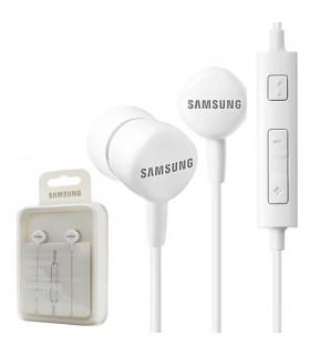 Auriculares con Microfono y Pulsador Samsung HS1303 Blanco