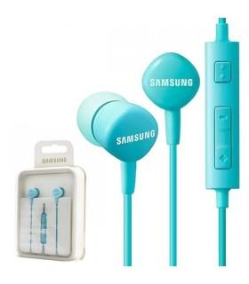 Auriculares con Microfono y Pulsador Samsung HS1303 Azul