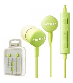 Auriculares con Microfono y Pulsador Samsung HS1303 Verde