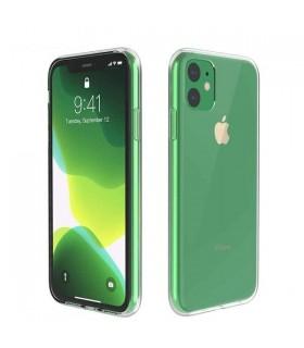 Funda Silicona iPhone 11 Transparente Ultrafina