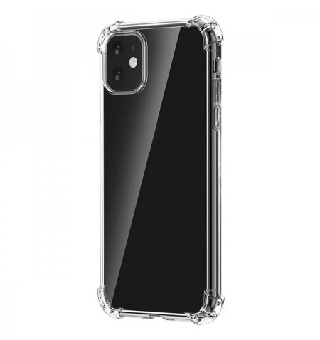 Funda Antigolpe iPhone 11 Gel Transparente con esquinas Reforzadas