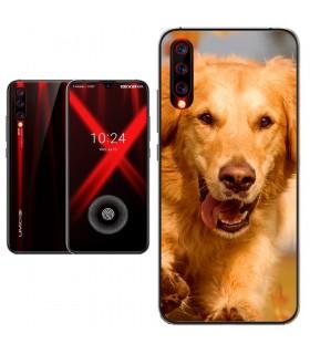 Personaliza tu Funda [Umidigi X] de Silicona Flexible Transparente Carcasa Case Cover de Gel TPU para Smartphone