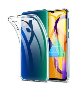 Funda Silicona Samsung Galaxy M21 Transparente Ultrafina