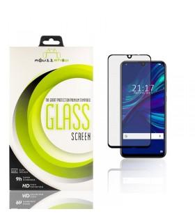 Cristal templado Full Glue 11D Premium Huawei P Smart 2019 / P Smart Plus 2019 Protector de Pantalla Curvo Negro