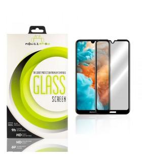Cristal templado Full Glue 11D Premium Huawei Y6 2019/Y6S Protector de Pantalla Curvo Negro