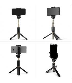 Palo Selfie con Trípode DISPHO y mando Bluetooth  REF16043