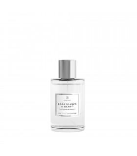 Home Spray Premium [Rosa Blanca y Bambú] 100ml |  Difusor Ambientador Hogar Fragancia Elegante - SEAL AROMAS