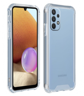 Funda Samsung Galaxy A32 4G Transparente Antigolpe Premium