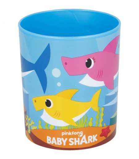 TAZA MICRO 350 ML   BABY SHARK
