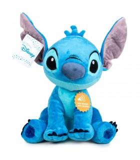 Peluche con sonido Stitch Disney 30 cm