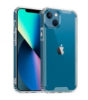 Funda iPhone 13 Transparente Antigolpe Premium