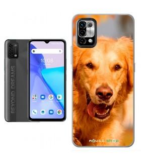 Personaliza tu Funda [Umidigi Power 5] de Silicona Flexible Transparente Carcasa Case Cover de Gel TPU Smartphone