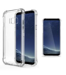 Funda Antigolpe Samsung Galaxy S8 Gel Transparente con esquinas Reforzadas