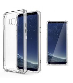 Funda Antigolpe Samsung Galaxy S8 Plus Gel Transparente con esquinas Reforzadas