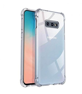 Funda Antigolpe Samsung Galaxy S10e Gel Transparente con esquinas Reforzadas
