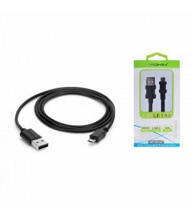Cable de Datos y Carga APOKIN USB 2.0 a micro USB 2m