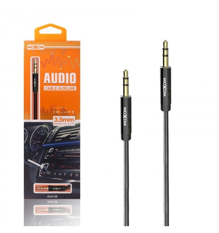 Cable Audio MOXOM AUX-09