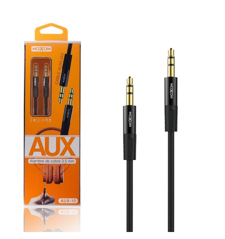 Cable Audio MOXOM AUX-10