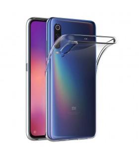 Funda Silicona Xiaomi MI 9 Transparente Ultrafina