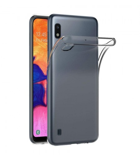 Funda Silicona Samsung Galaxy A10 Transparente Ultrafina