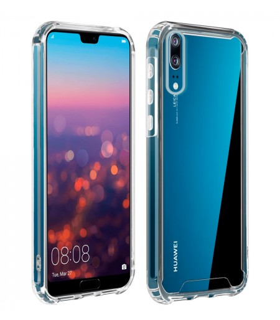 Funda Huawei P20 Transparente Antigolpe Premium