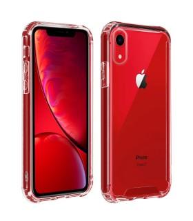 Funda iPhone XR Transparente Antigolpe Premium