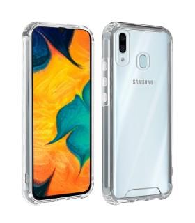 Funda Samsung Galaxy A30 Transparente Antigolpe Premium