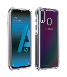 Funda Samsung Galaxy A40 Transparente Antigolpe Premium