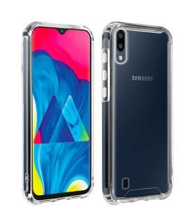 Funda Samsung Galaxy M10 / A10 Transparente Antigolpe Premium