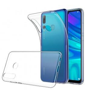 Funda Silicona Huawei P Smart Plus 2019 Transparente Ultrafina
